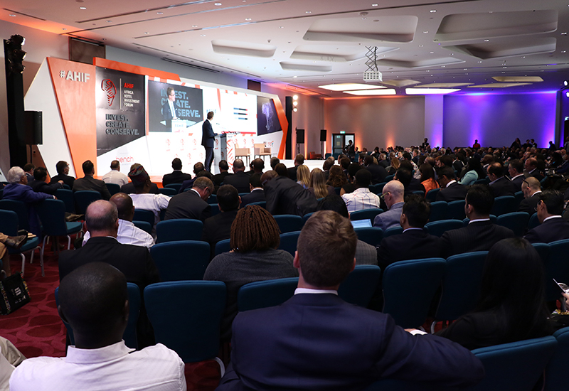 The 2018 edition of AHIF (Image: Bench Events).