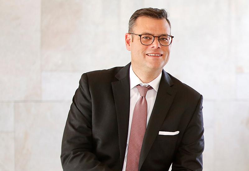 Guido Bayley, general manager, Radisson Blu Hotel Abu Dhabi Yas Island