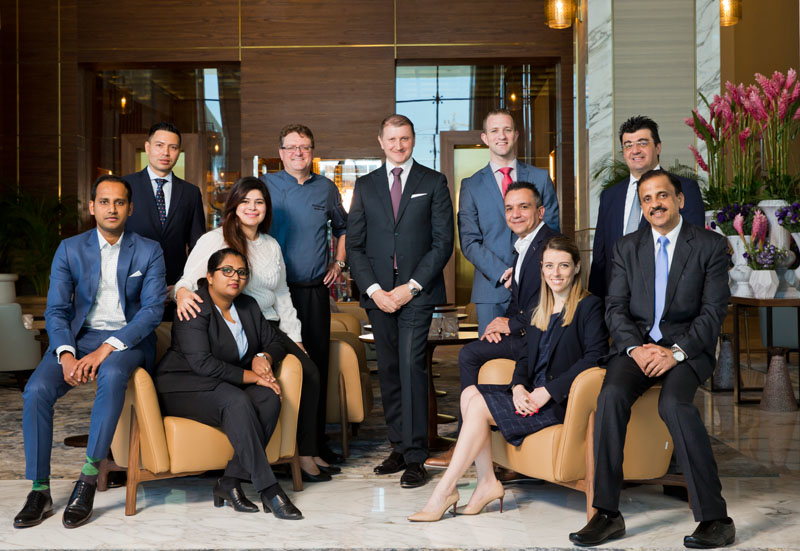 Meet the team: Grand Plaza Movenpick Media City