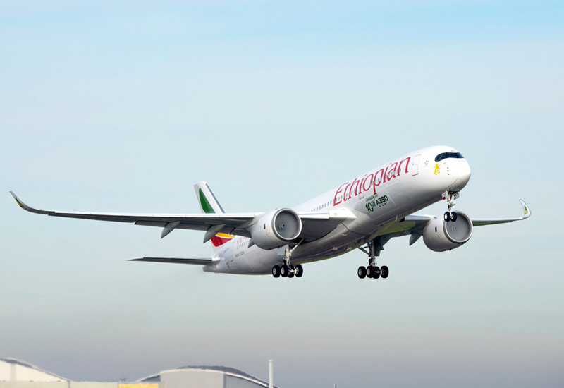 Image: Ethiopian Airlines/Twitter