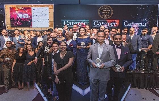 CAT ME AWARDS 2018caterer awards