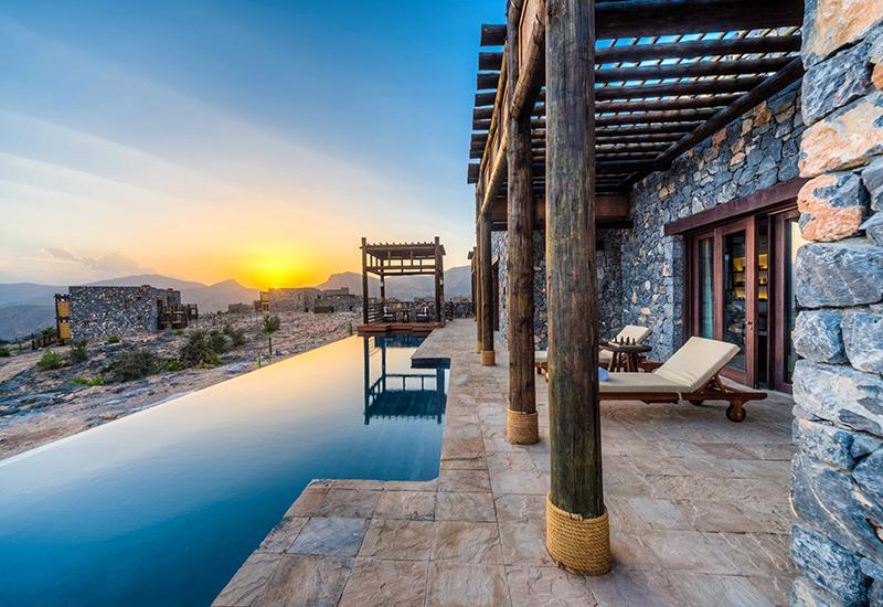 Alila Jabal Akhdar in Oman