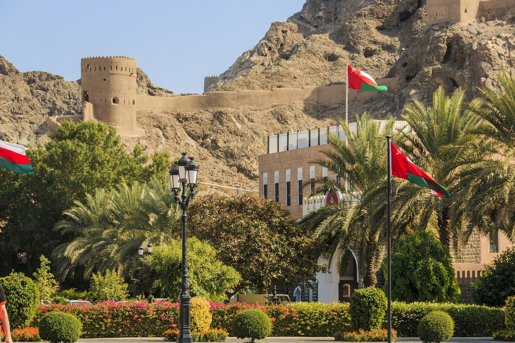 Muscat, Oman, Hotels, Occupancy, Economy, Middle east, Hospitality industry