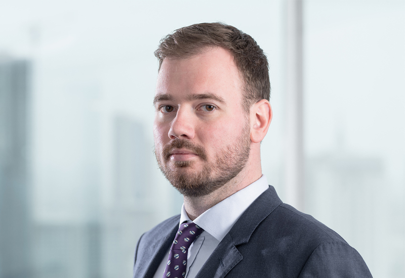 Savills head of Egypt, Catesby Langer-Paget (pictured)