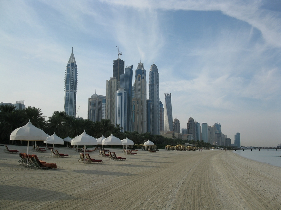 The profitability of hotels in Dubai is unattainable elsewehere in the world, says STR managing director.