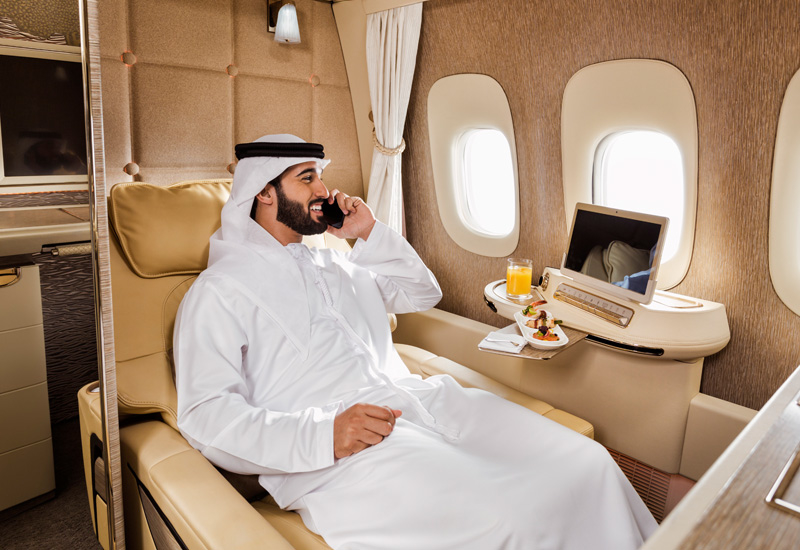 Saudi Arabia and Kuwait will be the first destinations for Emirates' boeing 700-300ER aircraft