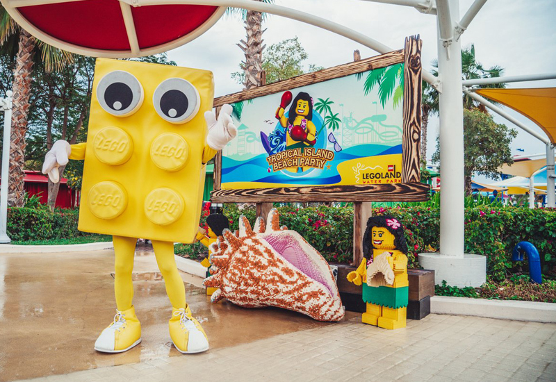 Photo credit: Legoland Dubai twitter