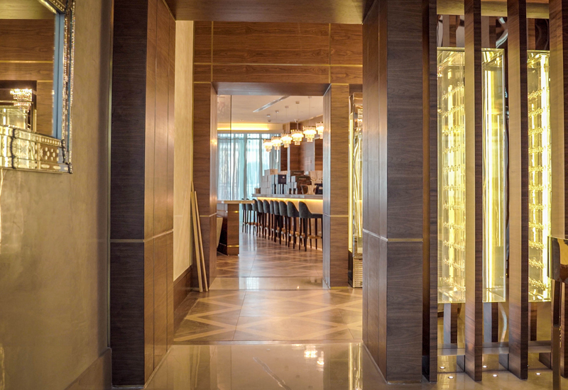 Verve bar & brasserie will feature European cuisine and host a range of weekly events