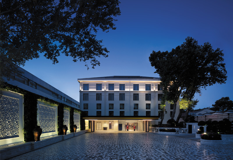 Shangri-La Group is exploring further expansion plans for the Middle East