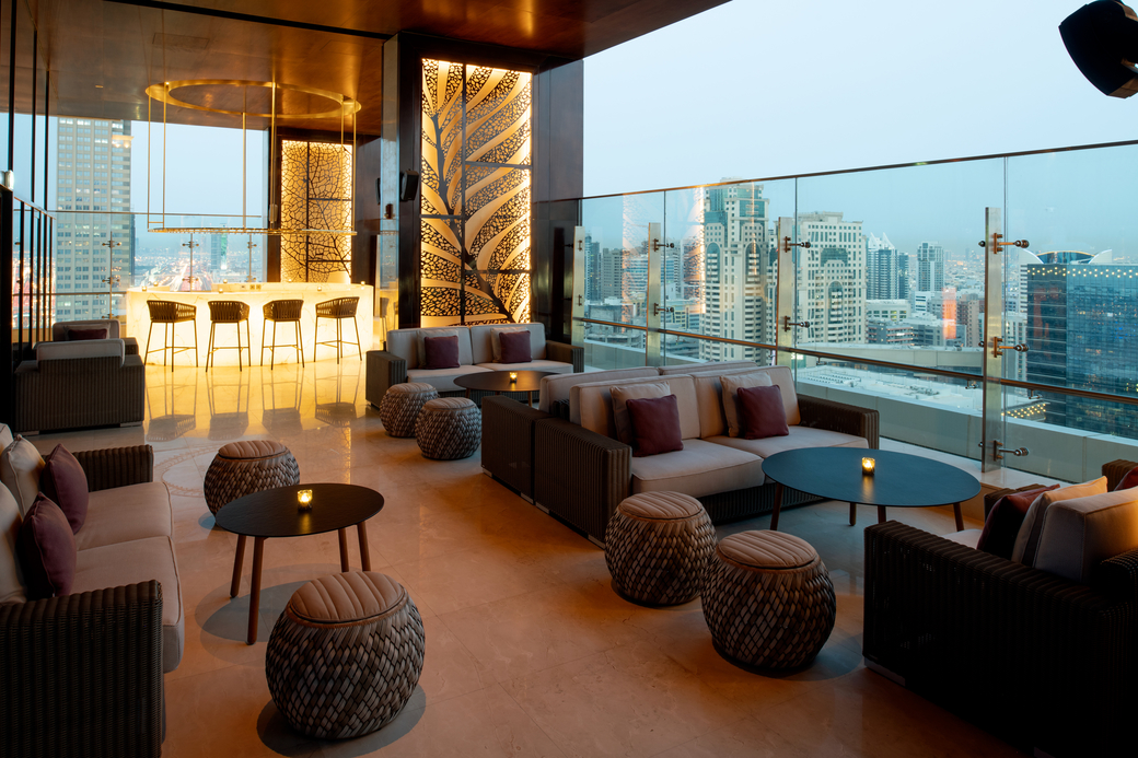 F&B, Grand plaza movenpick media city, Dubai, United arab emirates
