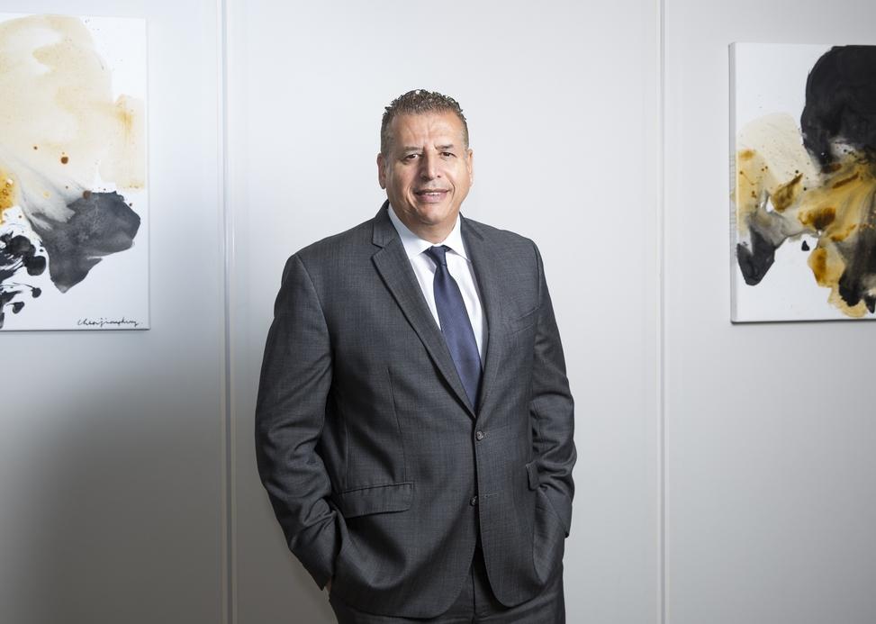 Khalid Anib, CEO of Abu Dhabi National Hotels (ADNH)