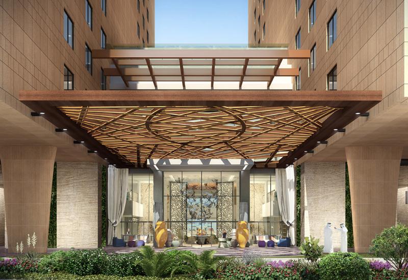 Dubai, Hyatt, Middle east, Andaz Hotels, Abu dhabi