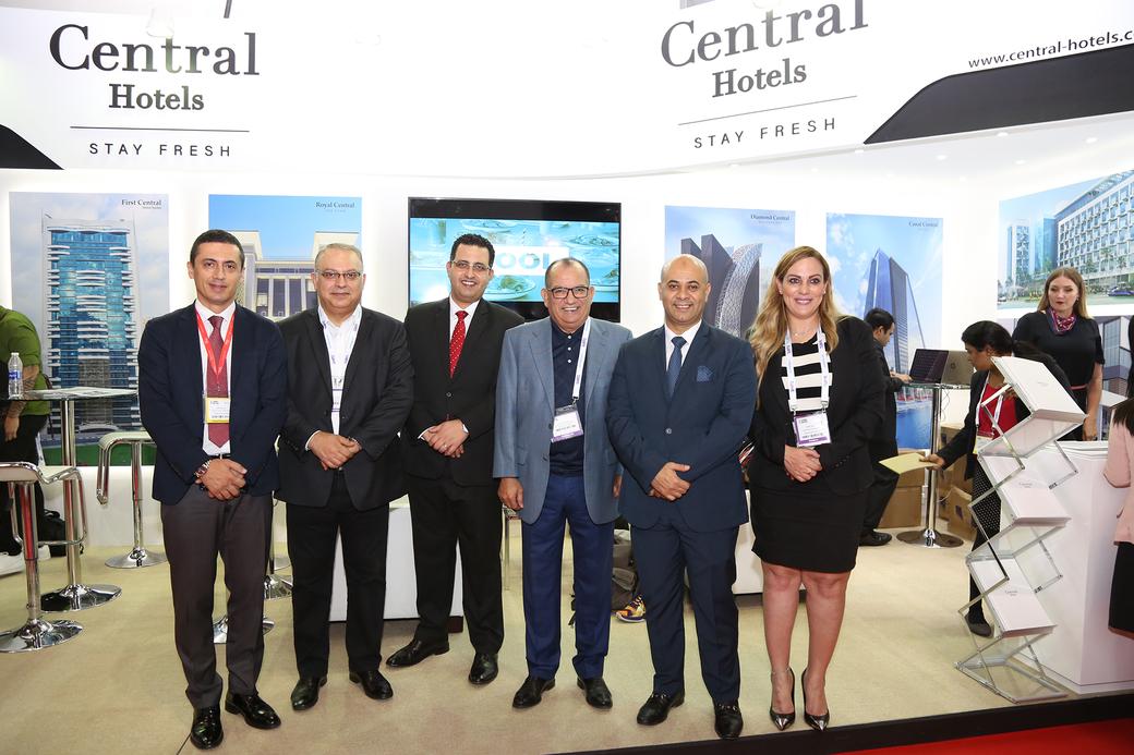 Central hotels, Dubai, Hotel pipeline