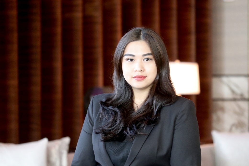 Hermosa has more six years' experience in hospitality in the Philippines and the UAE.