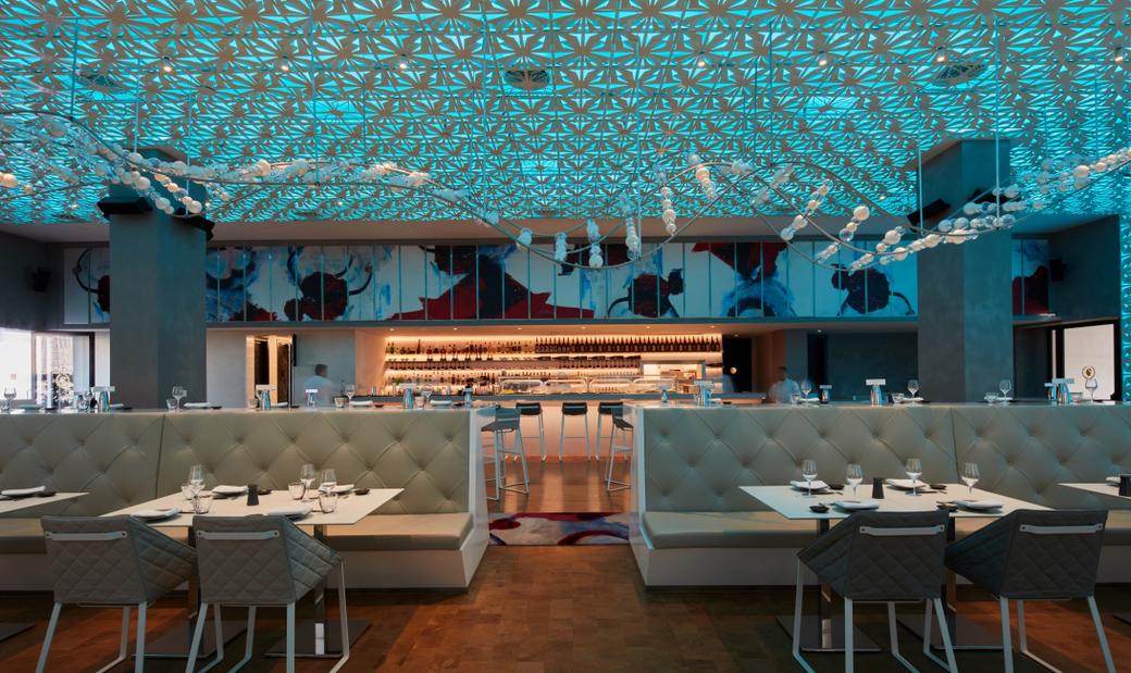 Back already has an eponymous restaurant in Dubai at the W on The Palm.