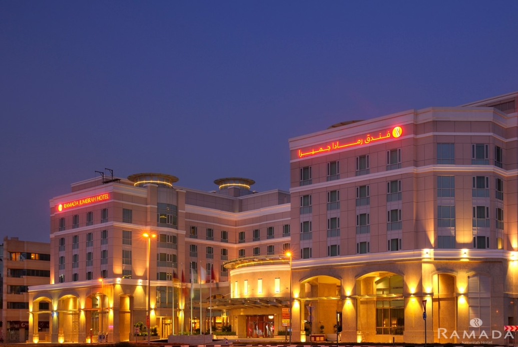 Ramada by Wyndham Jumeirah, Dubai, Dubai Tourism Department, Five star hotels