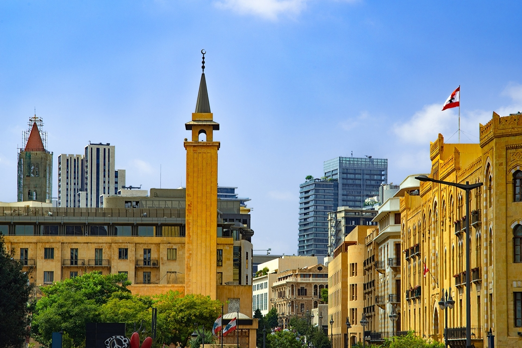 The outlook remains positive for Beirut's hotel values.