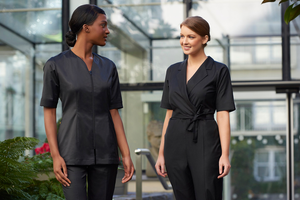 Fashionizer provides uniforms created exclusively for luxury hotels.