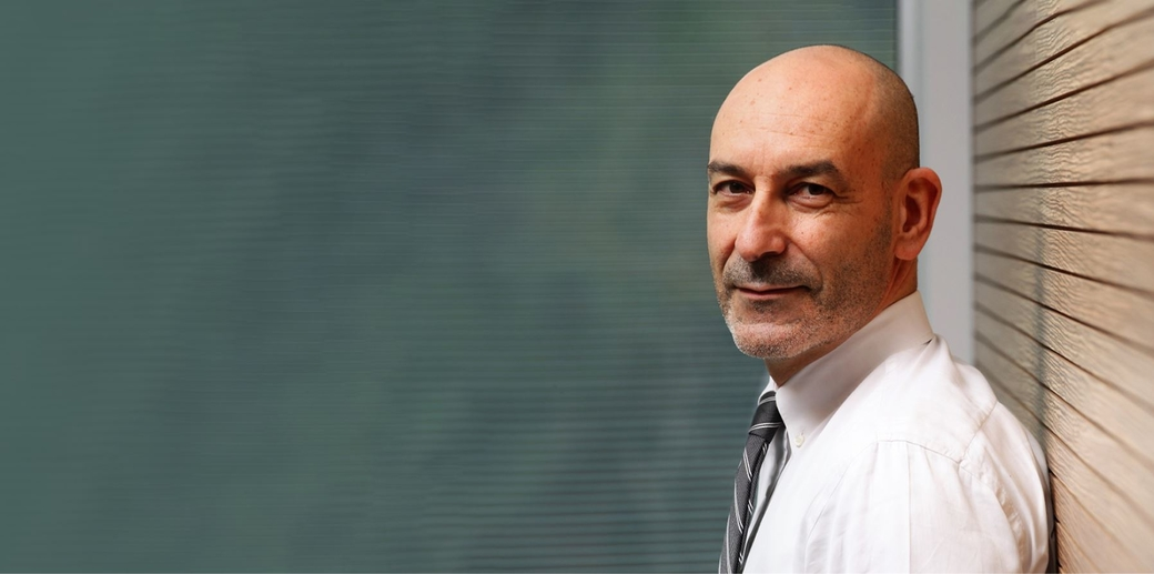 Sergio Amodeo, the chief financial officer (CFO) of Radisson Hospitality AB