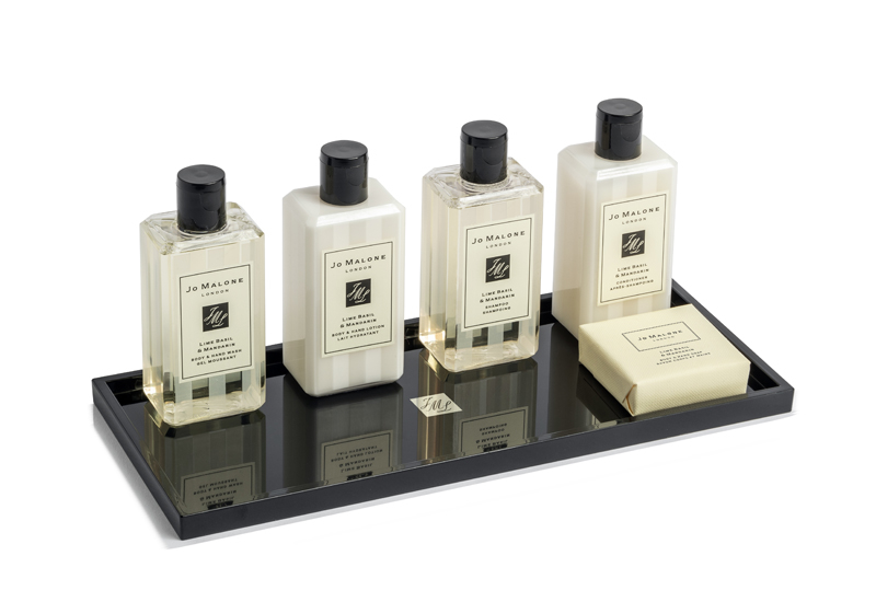 he 'lime basil and mandarin'  line is the brand's signature fragrance