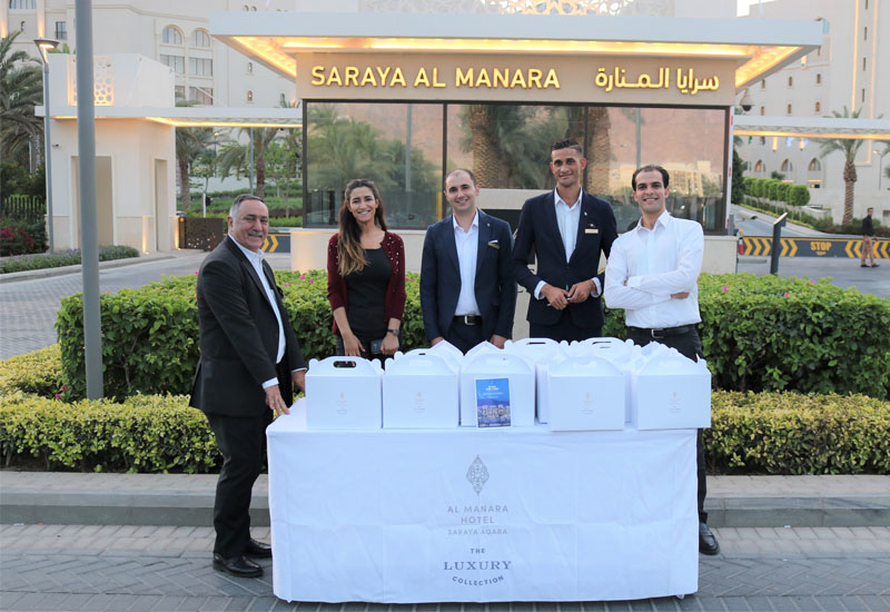 """The property also organised an """"interactive iftar"""" for its associates from various departments across the hotel."""