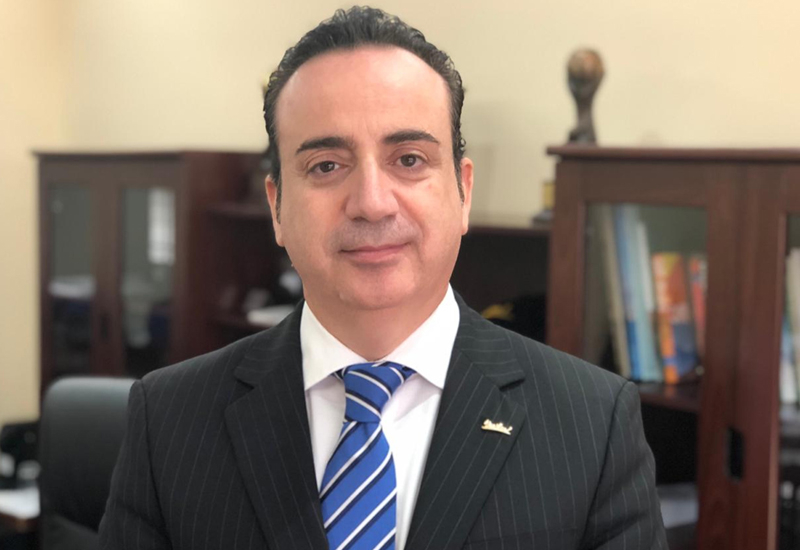 Najib Ghosheh has more than 20 years' experience in the hospitality industry