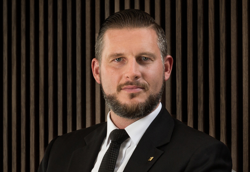 Alexander Suski has been part of the hotel opening team and has collectively opened more than 16 hotels
