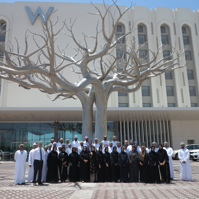 W Muscat has hired 100 Omani staff