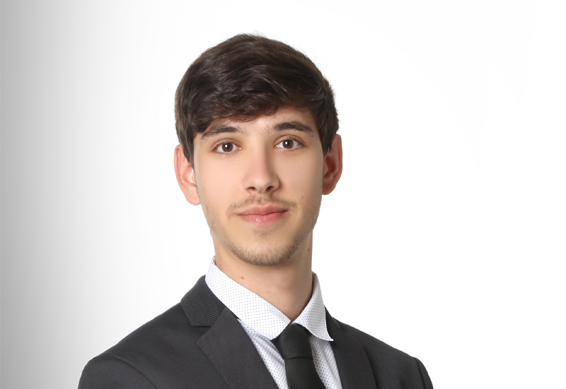 TRI Consulting's consultant Yani Eftimov (pictured)