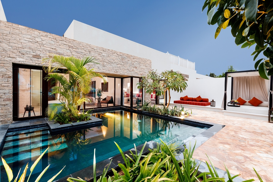 Al Baleed Resort Salalah by Anantara is offering special villa accommodation rates during the Khareef season