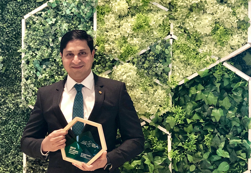 The annual awards recognise companies and individuals within the tourism sector that have demonstrated good practices in reducing a company's carbon footprint