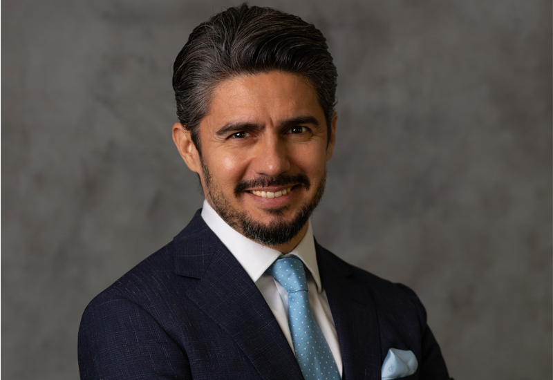 Diversey's vice president for hospitality Alp Aksoy (pictured)