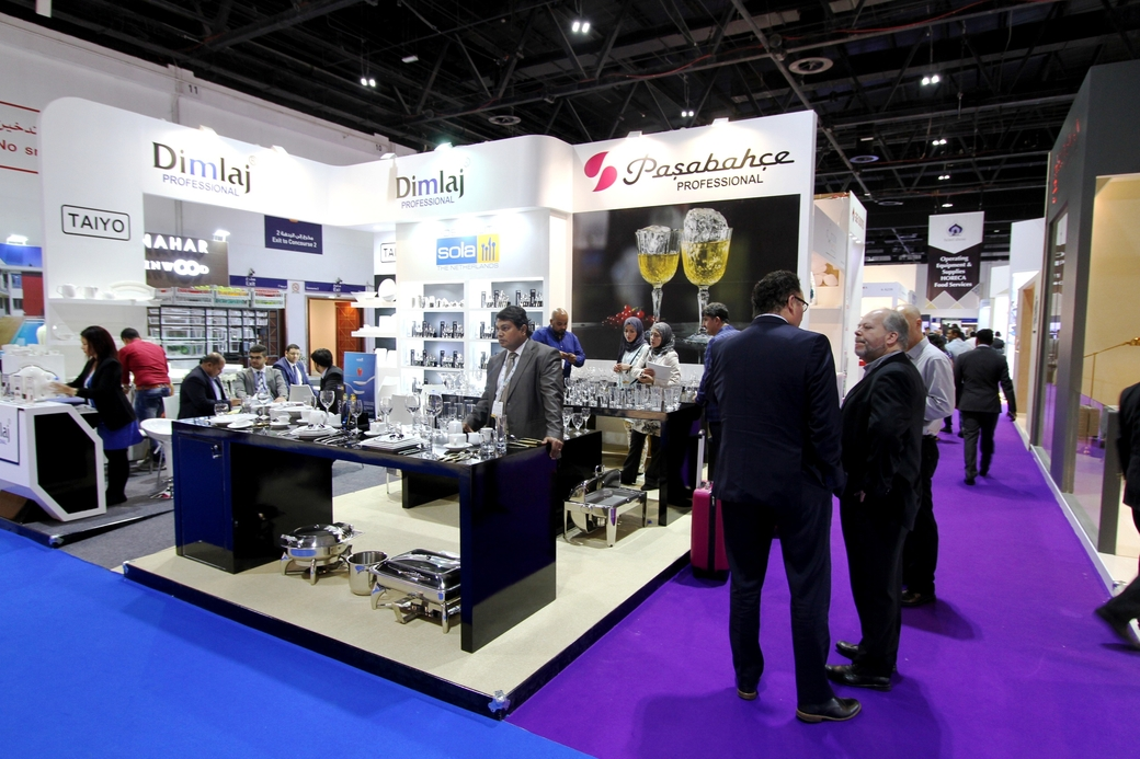 The Hotel Show will be part of Middle East Design and Hospitality Week in September