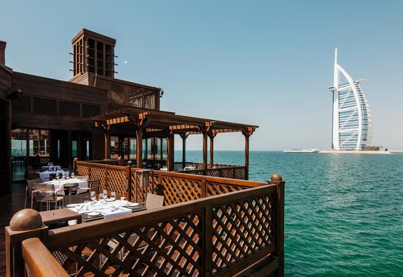 Jumeirah Al Qasr's Pierchic has extended its sustainable set menu