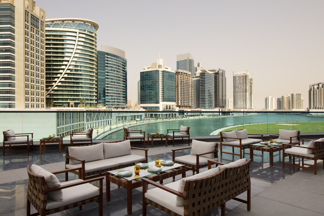 Radisson Blu's Firelake brunch will be happen from 12:30pm - 4pm every Friday