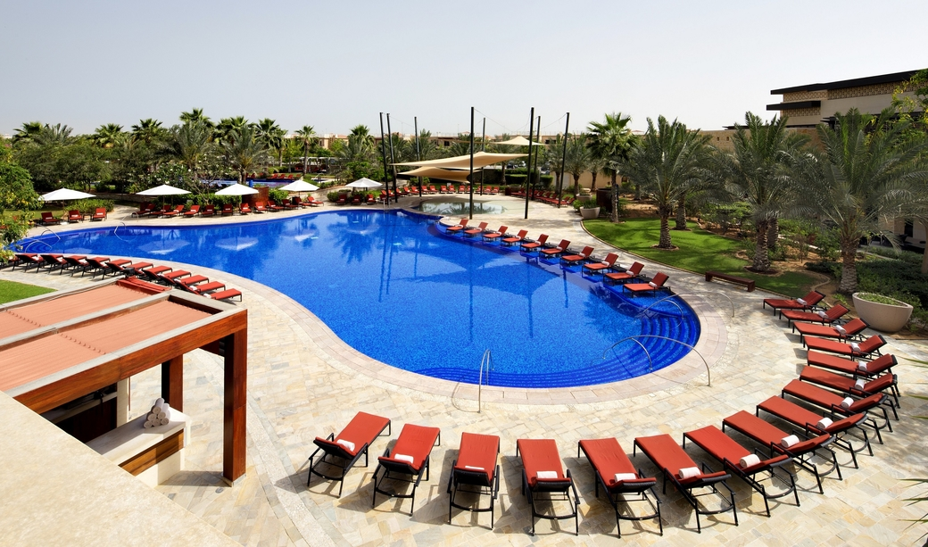 Westin Abu Dhabi has slashed pool and gym membership rates for the summer