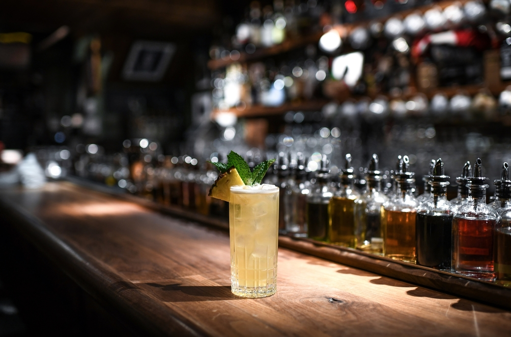 The new cocktail menu will be rolled out at all Fairmont properties this summer