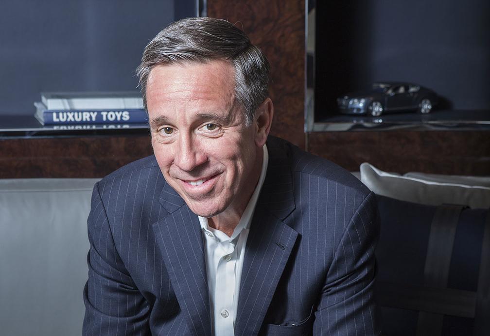 Marriott International CEO Arne Sorenson