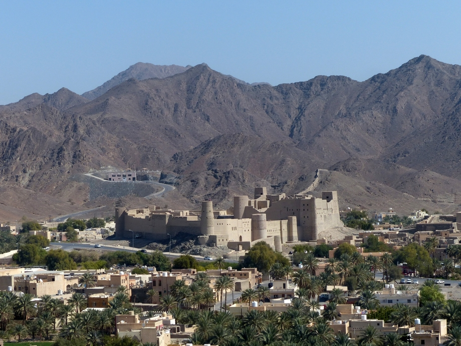 Image used for illustrative purposes only of Oman