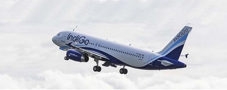 Image used for illustrative purpose only. Image courtesy: Indigo Airlines