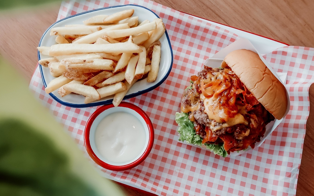 BEASTRO celebrates 'Burger Feastival' by expanded its menu with six burgers