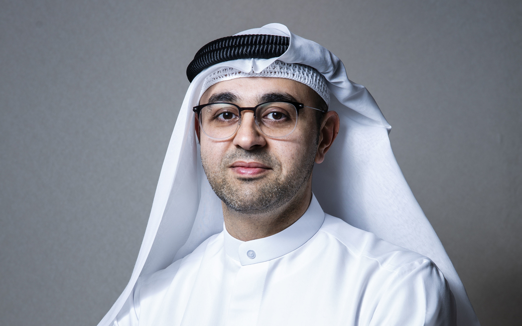 His Excellency Khalid Jasim Al Midfa, chairman of the SCTDA