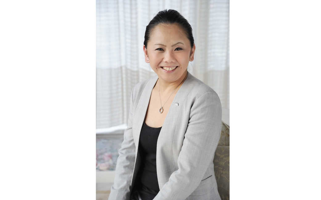 Ayuko Suzuki is the spa & wellness manager at Caesars Bluewaters Dubai