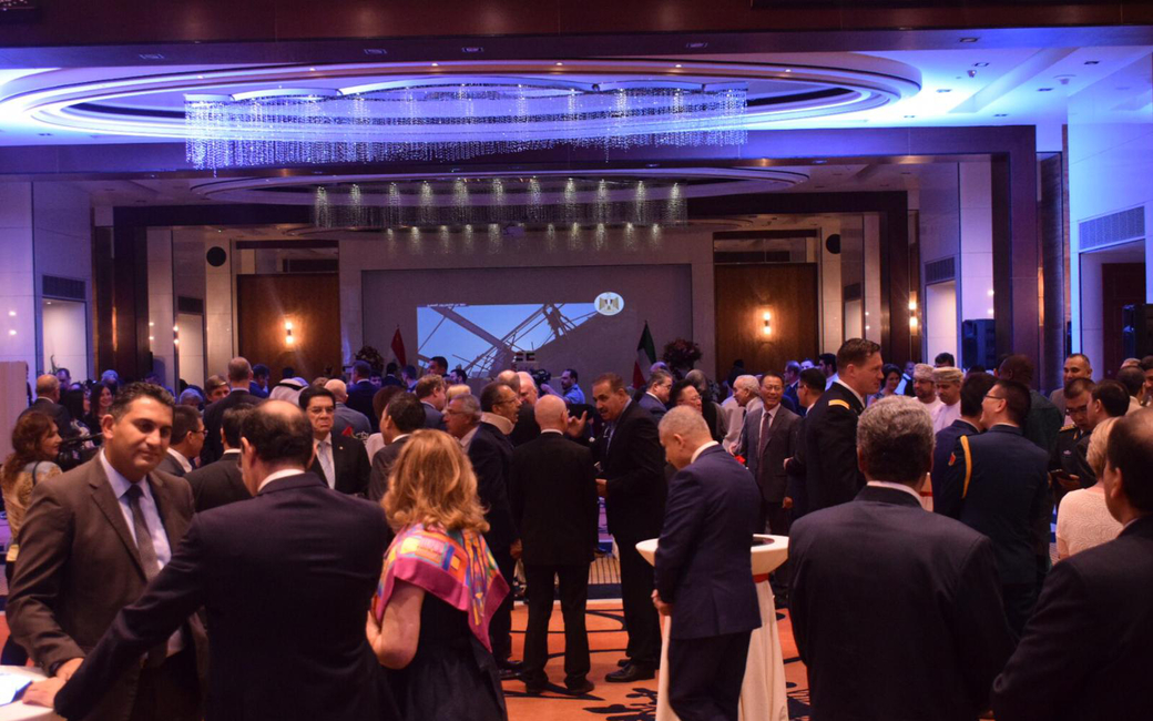 Sponsored by the Egyptian embassy, Millennium Hotel and Convention Centre Kuwait hosts the 67th anniversary of the July 23rd revolution of Egypt