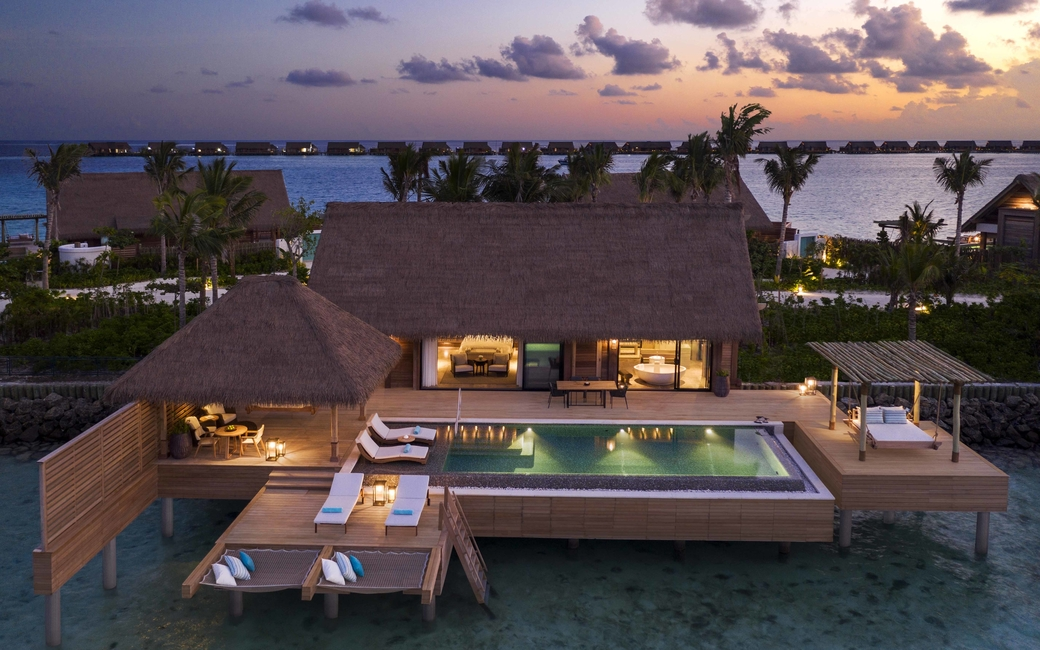 Hilton's Waldorf Astoria Hotels and Resorts announces launch of Maldives branch featuring dining venues, private beaches and entertainment centres