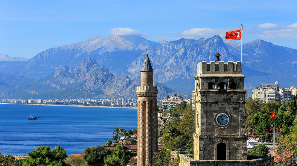 A characteristic of travellers from Turkey is their eco-centric holiday making