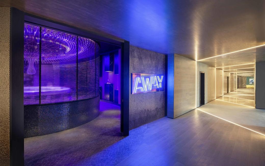 Photos: Explore the Away Spa at Marriott's W Dubai - The Palm