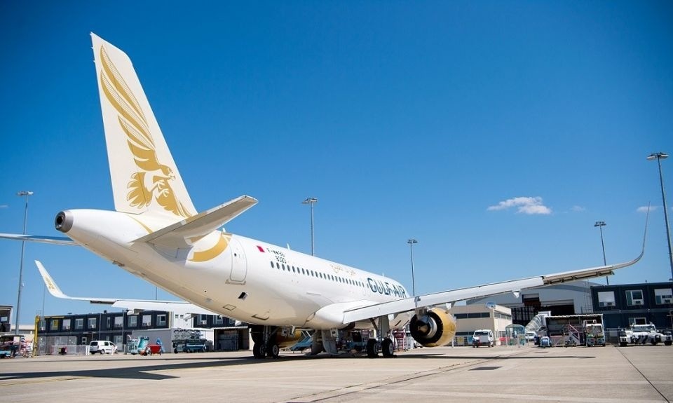 Gulf Air, the national carrier of Bahrain, has welcomed its third Airbus A320neo