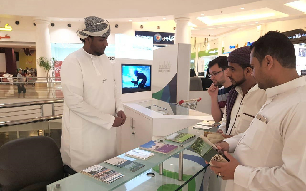 Ministry of Tourism launches four information centres in Oman