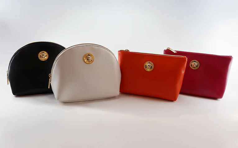 Versace travel kits are now availble for buiness class passengers on Turkish Airlines